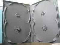 Двд бокс 14 мм ( на 4 DVD диска )