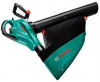 Воздуходувка-пылесос Bosch Als 25 + перчатки+сумка