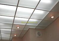 Акриловый подвесной потолок Материал+Монтаж