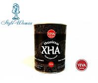 Хна Viva henna для биотату и бровей, черная 120гр