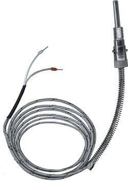 Термопара тип Fe-const для регулятора температуры (Metric 6/8) 2,5 метра купить цена