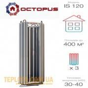 Тепловой насос Octopus 30-40 KW типа *Воздух-Вода* до 400 кв.м.(IS 120)