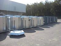 Вентиляторы крышные общепромышленные с выходом потока вверх КРОВ9-5,6-Н-У1-0-3х1500-220/380