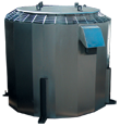 Вентиляторы крышные радиальные КРОВ9-10