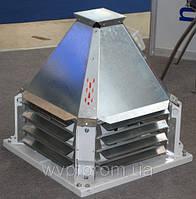 Вентиляторы крышные общепромышленные с выбросом в сторону КРОС6-4,5-Н-У1-0-0,75х1500-220/380