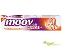 Аюрведический гель МУВ, MOOV gel express.  Для лечения суставов оказывает местное противовоспалительное и др