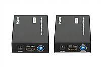 Logan HDMI удлинитель по витой паре до 40м c IR, Ext-40E