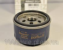 Фильтр масла на Renault Kangoo 1997->2008 1.5dCi, 1.9dCi 1.4, 1.6i 16V — RENAULT (Оригинал) - 7700274177
