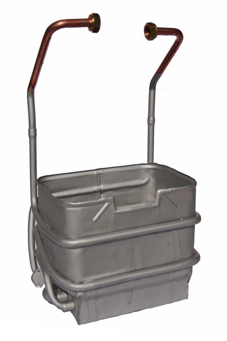 Купить теплообменник на газовую колонку beretta 11 Паяный теплообменник Alfa Laval CBH110 Зеленодольск
