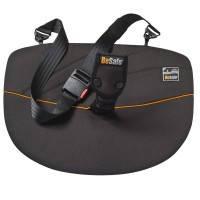 Ремень безопасности для беременных Isofix, черный, BeSafe