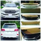 Обвес Toyota Land Cruiser 200 2016 Modellista