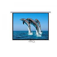 """Экран для проектора 135""""(300х168см) LOGAN PRMC5"""