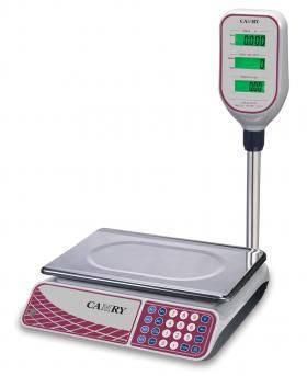 Торговые весы с поверкой Camry CTE-30-JC11B