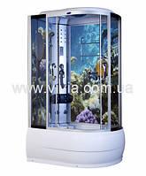 Гидробокс 120x85x220 VA-167 R океан
