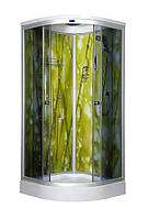 Гидробокс VA-163-1 трава светлая 90х90х210
