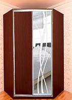 Шкафы купе угловые, фото 1