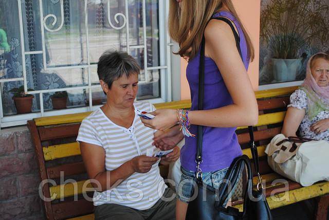 Промо-акции в Мариуполе. Контроль, фото-отчет.