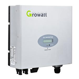 Сетевой инвертор Growatt 3000