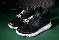 Женские кроссовки Adidas Yeezy Boost 350 Low Taichi Black, фото 1