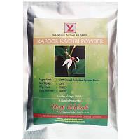 Капур качри порошок, Имбирь порошок, Hedychium spicatum Powder, 100гр