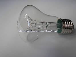 Лампа светофорная OSRAM SIG 1541 СL 60W 230-240V E27 (Словакия)