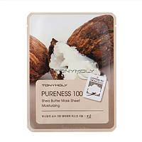 Маска для сухой кожи Tony Moly Pureness 100 Shea Butter Mask Sheet