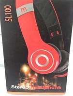 Наушники Soul SL-100 красные, фото 1