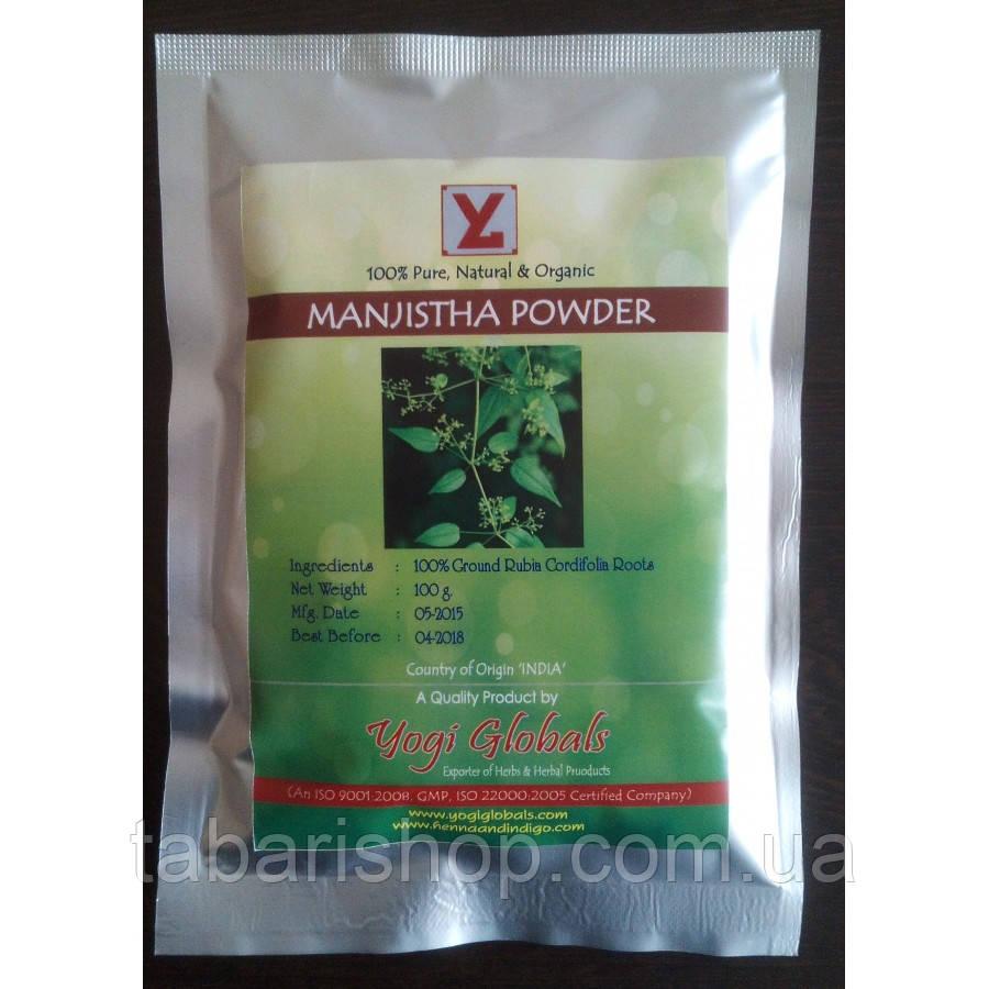 Манжишта порошок, Manjistha powder, 100 гр