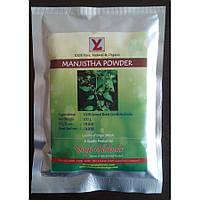 Манжишта порошок, Manjistha powder, 100 гр, фото 1