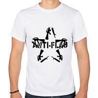 Футболка «Anti-Flag»