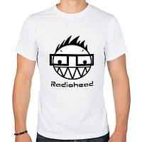 Футболка «Radiohead (очки)»