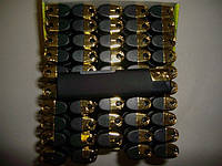 Зажигалка Пьезо резина чёрная, фото 1