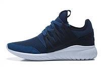 Кроссовки мужские Adidas Tubular Runner Radial  синие