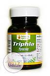Тріфала, Трифала, Triphala, 50 табл. Нормализация веса,очищение,улучшение работы желудочно-кишечного тракта, фото 2