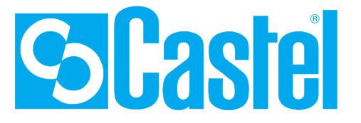 Шаровые вентили Castel