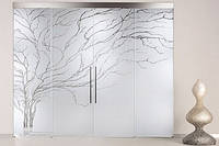 Межкомнатные стеклянные двери: как подобрать дизайн?