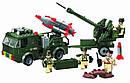 "Конструктор BRICK 812 ""Ракетница"" 242 детали, фото 2"