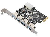 Контроллер PCI-E 4USB V3.0