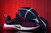 Женские кроссовки Nike Air Presto Flyknit Weaving violet