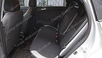 Чехлы на сиденья Хендай Акцент 4 седан (чехлы из экокожи Hyundai Accent 4 4D стиль Premium), фото 1