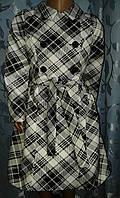 Детский плащик с подкладкой, размер_116