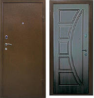 Двери входные Украина металл / мдф Классик+