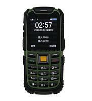 Защищенный телефон Land Rover S6 Green