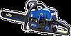 Бензопила WERK WS-4500M, 1 шина, 1 ланцюг, 45см, 2,4кВт, вага 5,6кг, легкий старт