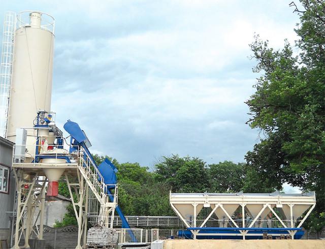 бетон новый завод