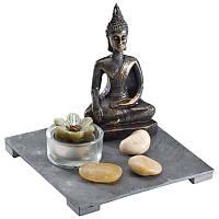 Буддийский сад камней для медитации