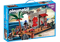 Конструктор Playmobil  6146 Пиратский Форт, фото 1