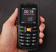 Защищенный телефон Land Rover S6 Black
