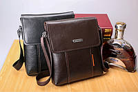Мужская кожаная сумка. Модель 04269, фото 3