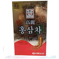 Чай с красным корейским женьшенем 100